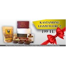KASTAMONU LEZZETLERİ -2